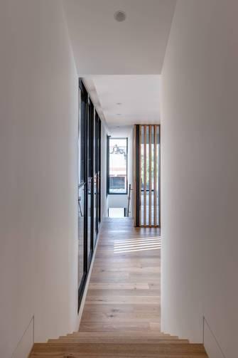 140平米田园风格走廊装修案例