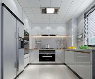 豪华型140平米四现代简约风格厨房图