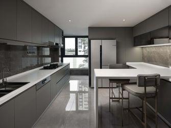 10-15万140平米别墅法式风格厨房装修案例