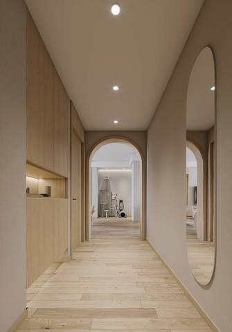 豪华型110平米三现代简约风格走廊装修案例