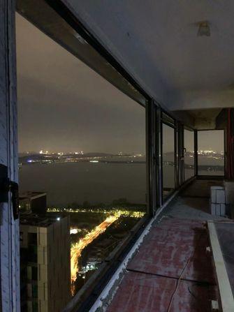 现代简约风格阳台装修案例