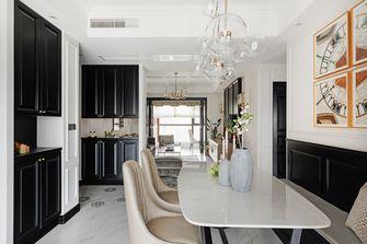 20万以上140平米四室一厅美式风格餐厅效果图