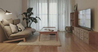 50平米一居室日式风格客厅图片