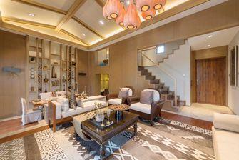 豪华型90平米东南亚风格客厅装修效果图