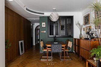 豪华型100平米三室两厅混搭风格餐厅装修案例
