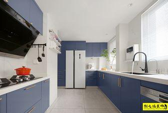 5-10万90平米北欧风格厨房图片