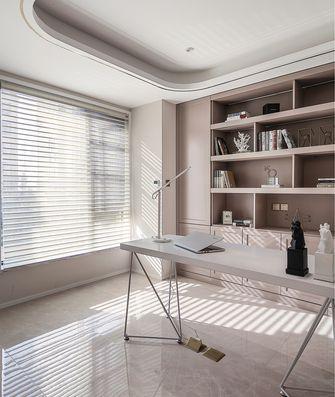 30平米以下超小户型法式风格书房装修图片大全