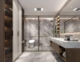 豪华型140平米复式中式风格卫生间装修图片大全