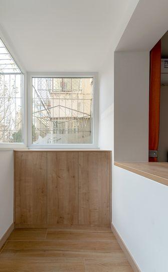 经济型140平米别墅日式风格阳台图