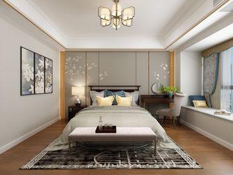 20万以上140平米四中式风格卧室装修图片大全