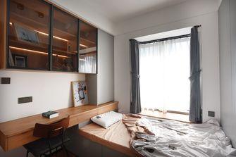 120平米三室两厅工业风风格青少年房图