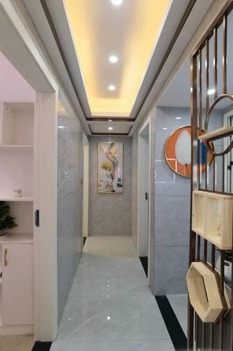 15-20万130平米四室两厅现代简约风格走廊装修案例
