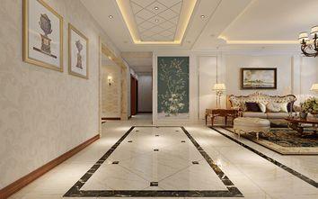 100平米三室两厅欧式风格玄关装修图片大全