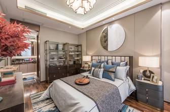 20万以上140平米别墅中式风格卧室欣赏图
