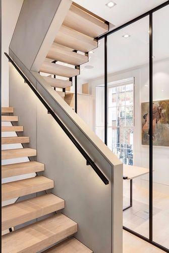 北欧风格楼梯间图片