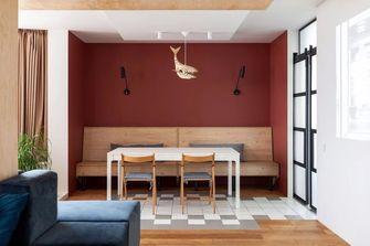 20万以上140平米别墅北欧风格餐厅装修图片大全