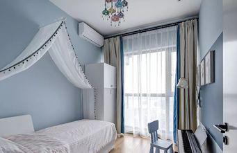 经济型90平米三室一厅日式风格卧室装修图片大全