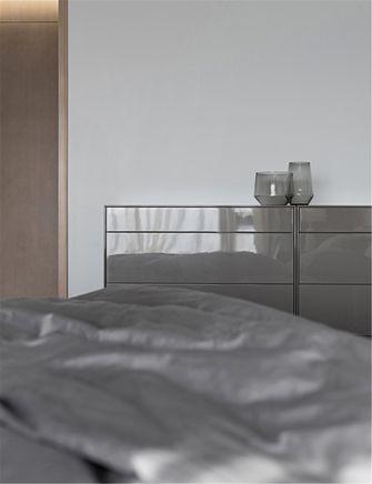 富裕型110平米中式风格卧室设计图