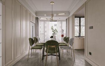 15-20万80平米三现代简约风格餐厅图