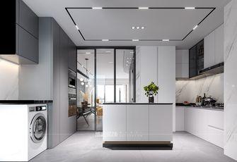 20万以上140平米四室一厅现代简约风格餐厅装修案例