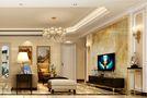 10-15万120平米三欧式风格客厅装修案例