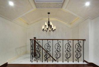 140平米复式欧式风格楼梯间图片