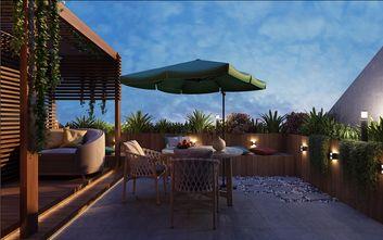 20万以上140平米三室两厅现代简约风格阳光房欣赏图