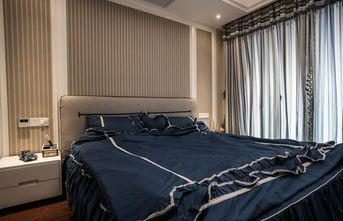 三室一厅混搭风格卧室设计图