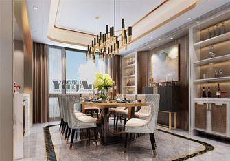 豪华型140平米四港式风格餐厅欣赏图