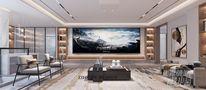20万以上140平米四中式风格影音室装修效果图