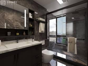 豪华型140平米别墅现代简约风格卫生间图