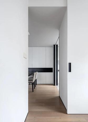 5-10万120平米三室两厅现代简约风格书房图片大全
