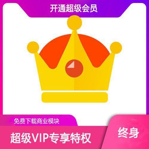 网站超级VIP,尊享会员下载特权
