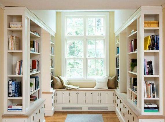 学会这四招,让书房变得安静淡雅