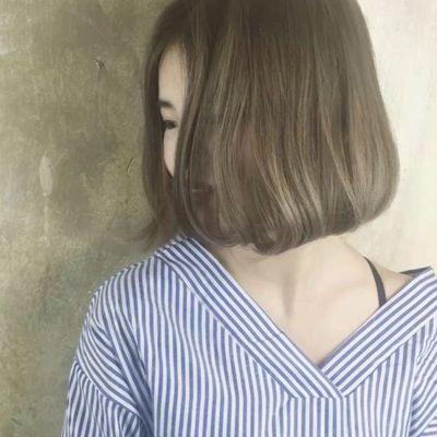 可爱发型作品图