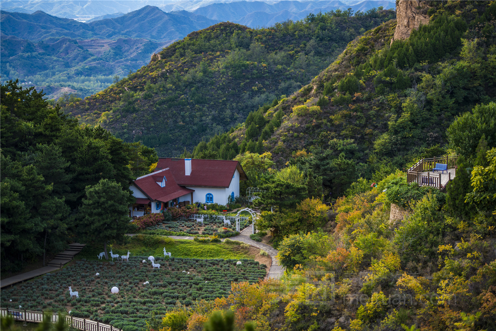 【北京】京郊游去哪儿?仙境般的景点大推荐