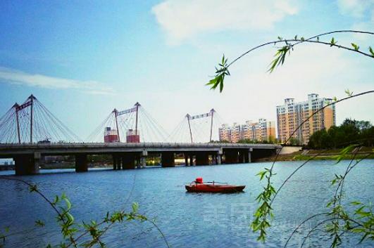 沙澧河風景區