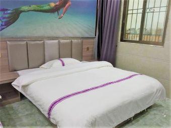 惠来日盛公寓标准大床房葵和大道