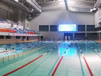 滕州奥体游泳馆