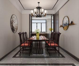 140平米三null风格餐厅图片