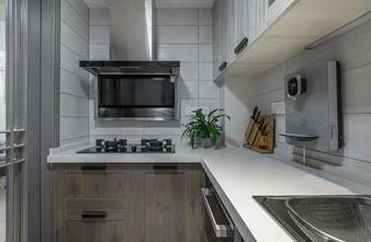 100平米三null风格厨房图