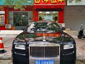 昌海租车(瀚海海尚店)