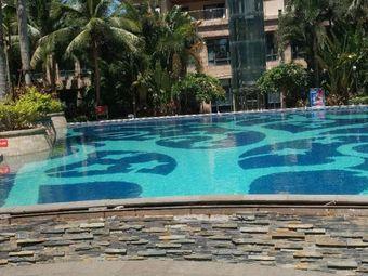 国瑞城名仕苑泳池