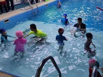 蓝鲸国际少儿游泳训练中心(爱建店)