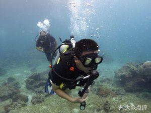 小星山外海浮潜