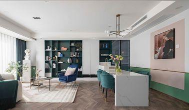60平米公寓null风格餐厅图