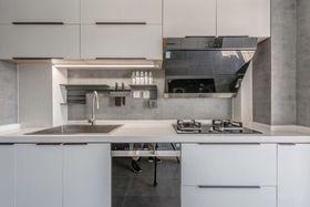 90平米三null风格厨房效果图