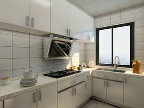 80平米null风格厨房装修案例