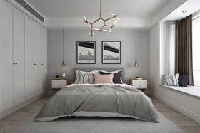140平米四null风格卧室图片大全