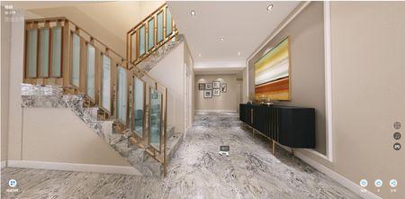 豪华型140平米复式null风格楼梯间图片大全